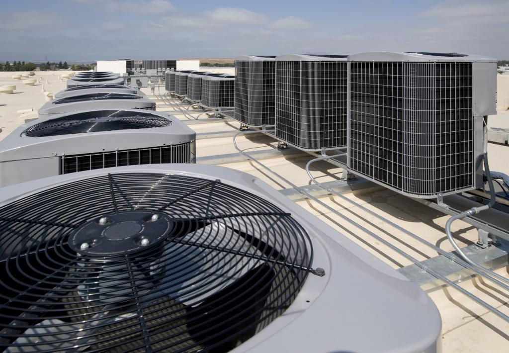 MECHANICAL VENTILATION AND AIR CONDITIONING SYSTEMS